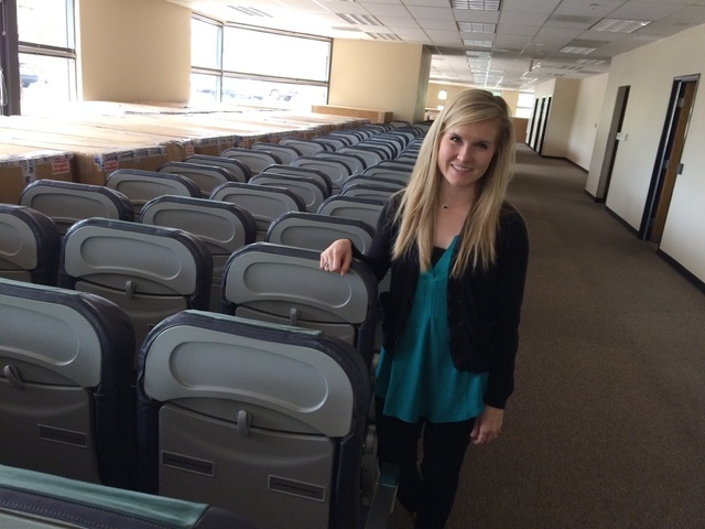 After Allegiant Air donation, Make-A-Wish gets new office space