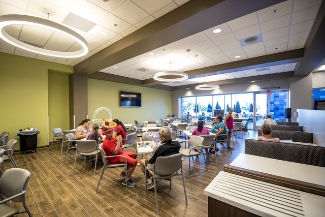 Henderson Hospital doesn\u0027t have to wait for patients as it opens for - summerlin hospital labor and delivery