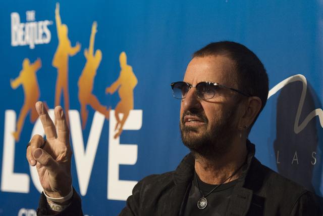 Ringo Starr Entertains The Idea Of A Run On Las Vegas