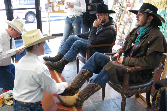 Annual Elko Event Corrals Cowboy Poetry Music Stories