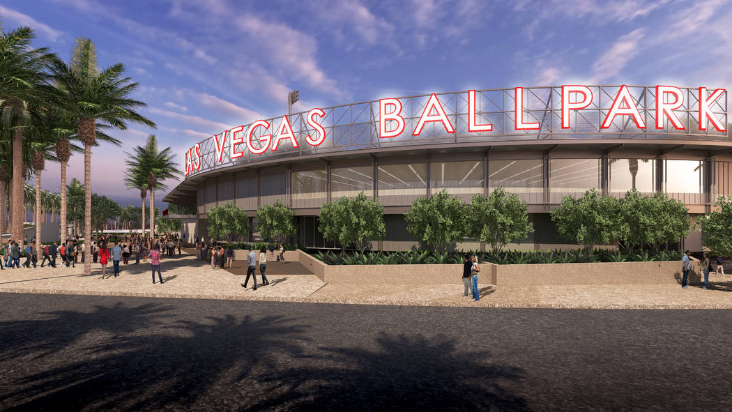 Las Vegas 51s moving to $150M Summerlin stadium in 2019 \u2013 Las Vegas