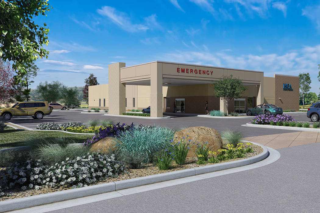 Construction to start on emergency room in North Las Vegas Las