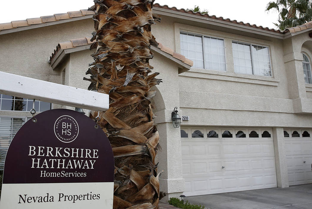 Las Vegas house prices far below peak levels, says report \u2013 Las