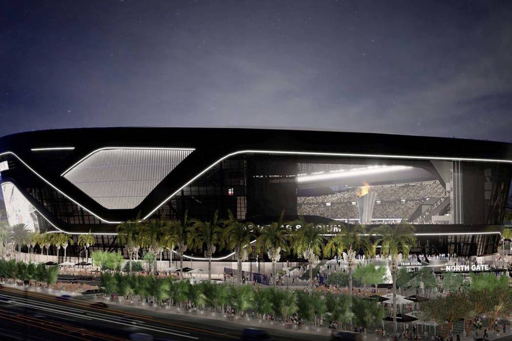 Las Vegas Raiders stadium reserved seating PSLs to cost fans up to