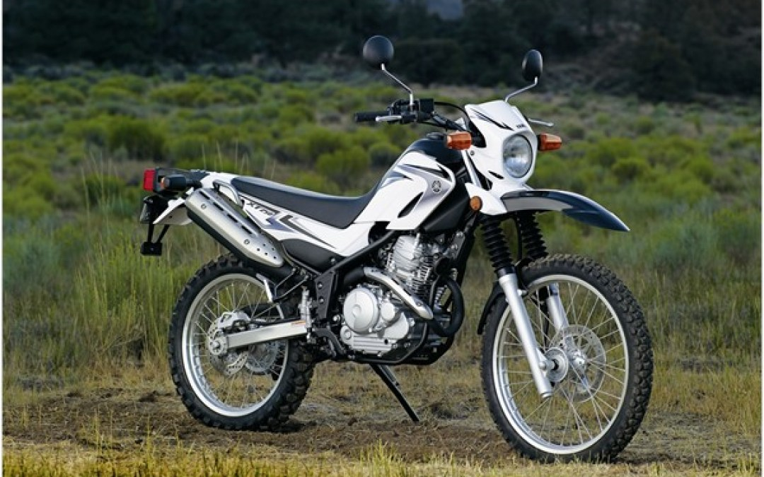 2012 yamaha xt250 review video review enduro dual