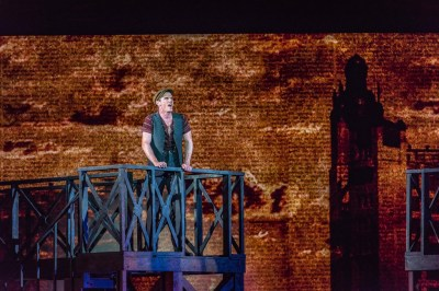 Review: 'Newsies' Gives Perfect Ending to The Muny's 99th Season | Review St. Louis