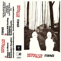 Introducing: Nancy's Raygun with their fuzzy 'friends' EP (Release show TONiGHT!)