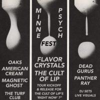 Interview with Josh from Flavor Crystals ahead of Thursday's MinnePsych Fest at Turf Club!