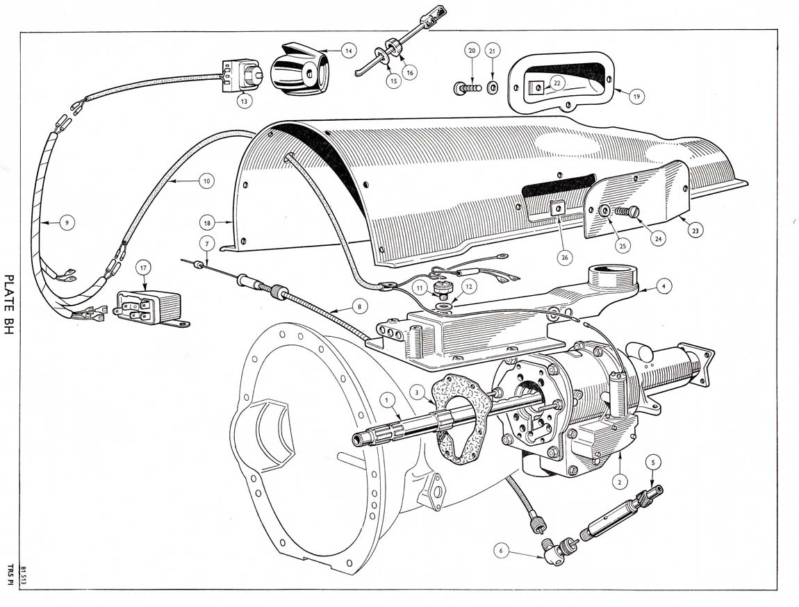 jeep 304 engine diagram
