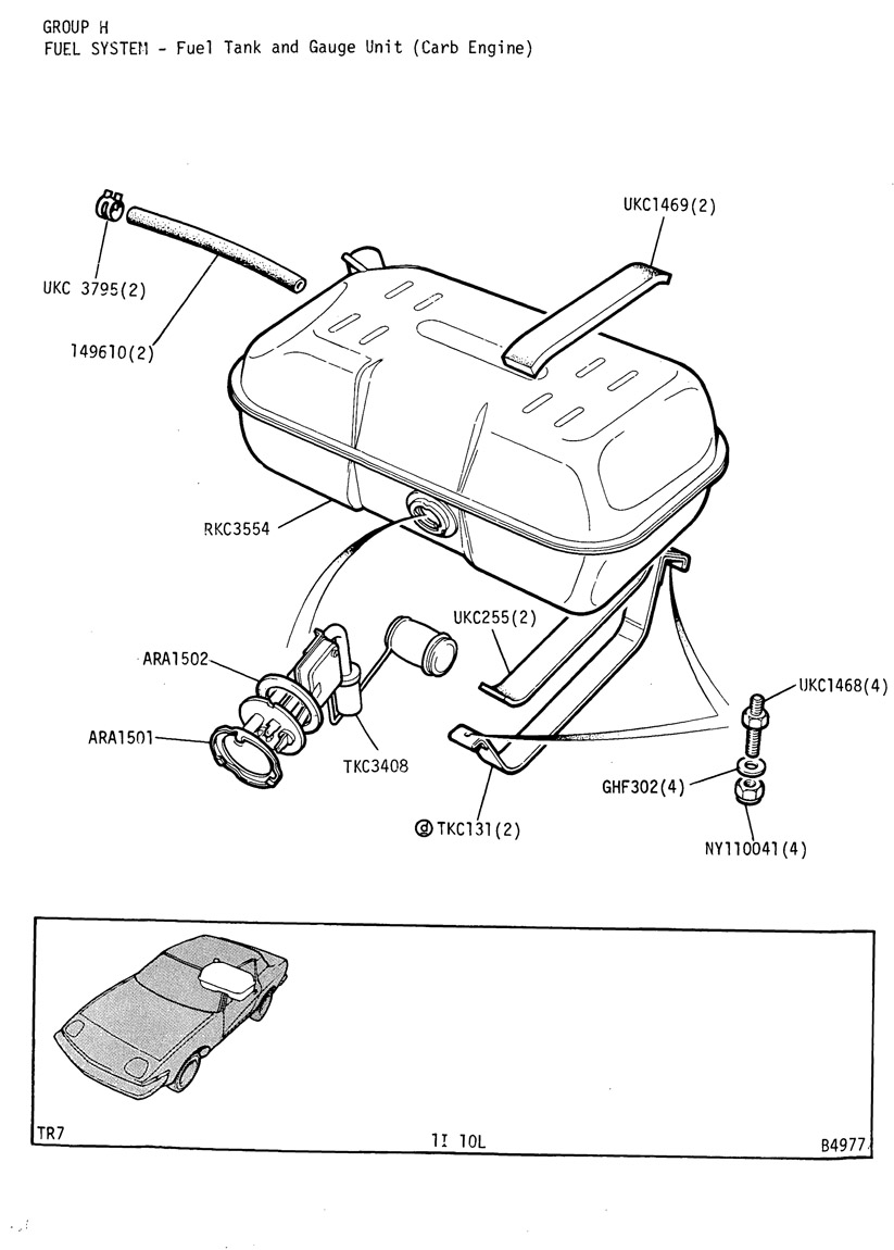 tr6 cr wiring diagram