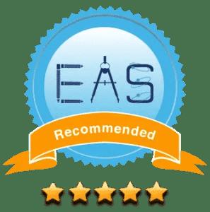 EAS 5 stars