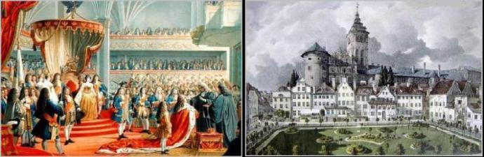 History of the Kingdom of Prussia Brandenburg and the Hohenzollerns