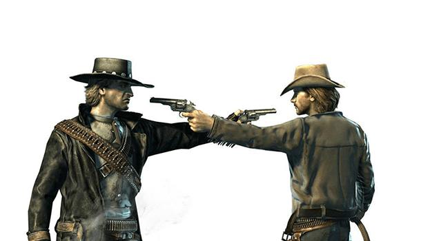 Sempre sonhei em matar um homem num duelo justo
