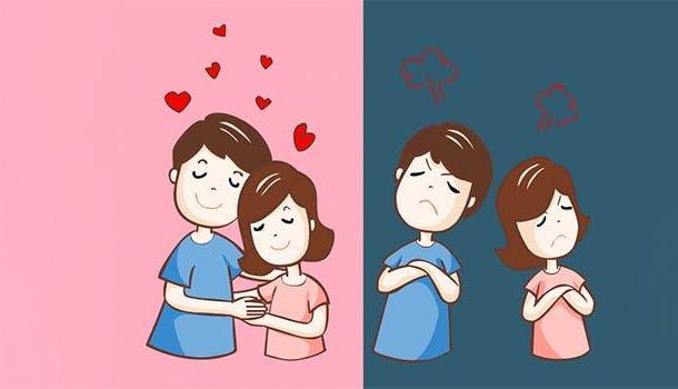 'O amor é sexualmente transmissível'