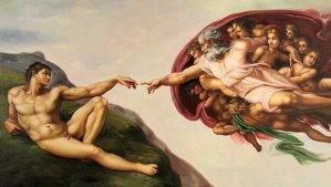 Se eu fosse Deus arrancaria as costelas de Adão e faria um churrasco só para mulheres