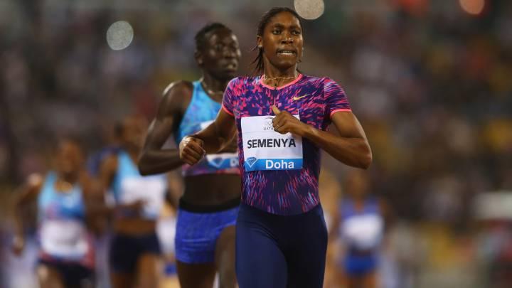 Semenya (AS)