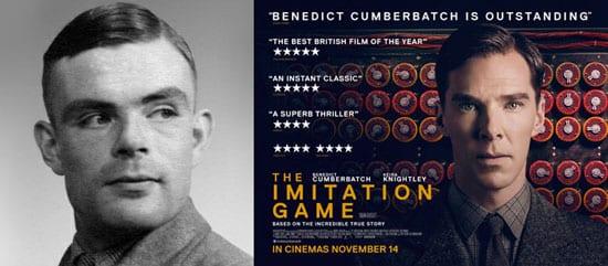 """6 errores sobre Alan Turing en la película """"The imitation"""
