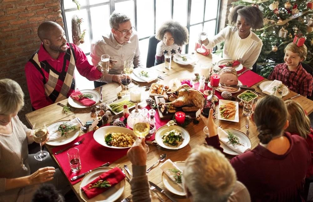 Navidad, época de perdón familiar Revista Compensar