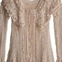 Casaco de tricô, a moda aquecendo, aproveite e veja modelos aqui