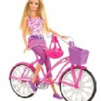 Boneca barbie toda menina gosta e tem vários modelos