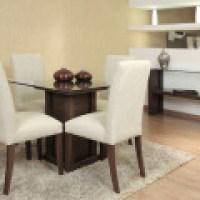 Mesa de jantar 4 lugares - benefício e beleza em casa