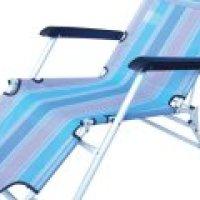Cadeira de praia confortável - qualidade, praticidade e beleza