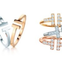 Tiffany & Co. lança Tiffany T.