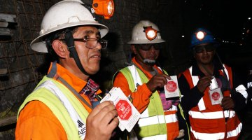 Mina San Rafael: El genuino valor de la seguridad