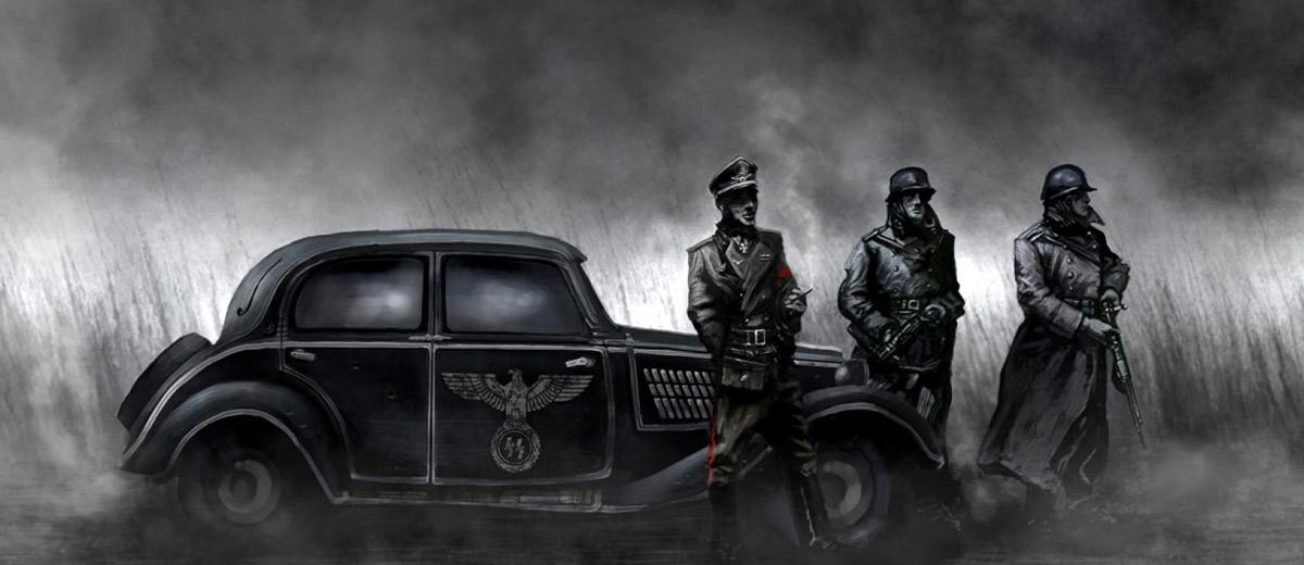 Wolfenstein Hd Wallpapers A Cruz Gamada Ou Swastika Revista Universo Ma 231 244 Nico