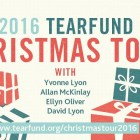 Tearfund Christmas Concerts 2016