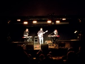 Acoustic set from Admiral Fallow closes the show.