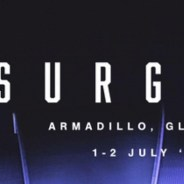 SURGE17 this weekend 1-2 July at The Armadillo