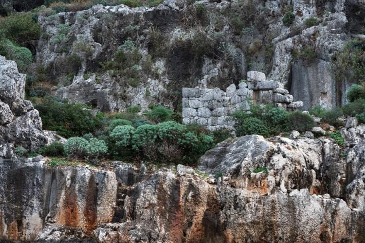 Ruins, Kekova, 26/11/15.