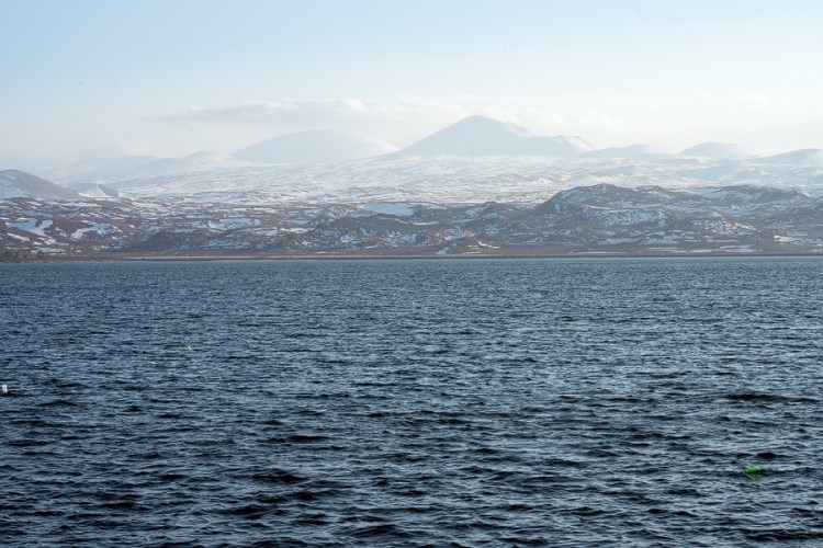 Lake Sevan, Armenia