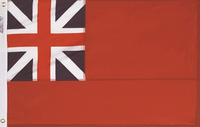 British Red Ensign Flag - american flag background for word document