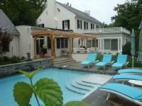 Fredericksburg Pool, Patio & Pergola Design ...
