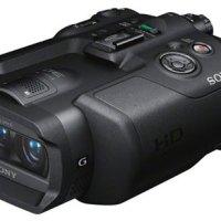 Sony proposera bientôt des jumelles numériques capables de filmer en haute définition, en 3D