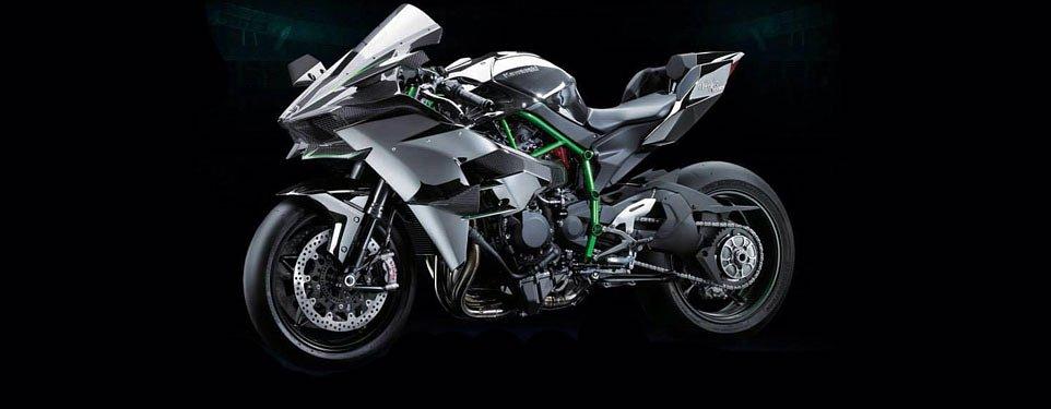 Kawasaki Ninja H2R makes 300 horsepower - RevZilla