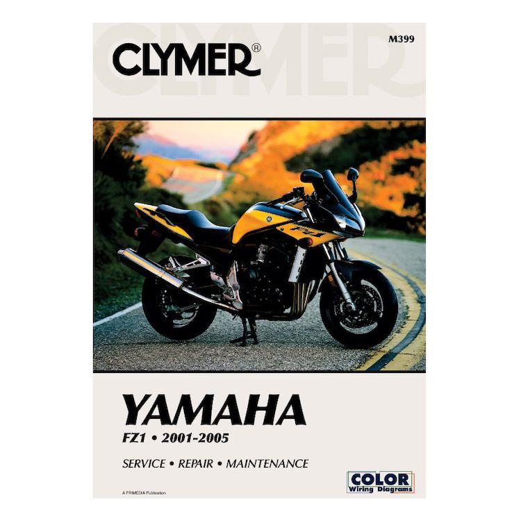 Clymer Manual Yamaha FZ1 2001-2005 10 ($370) Off! - RevZilla