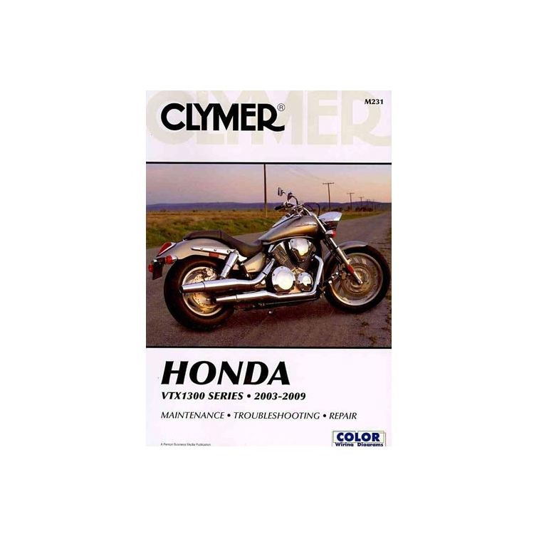 Clymer Manual Honda VTX1300 Series 2003-2009 10 ($370) Off