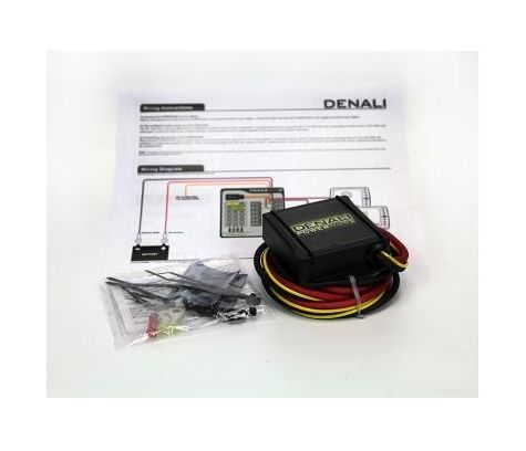 Denali PowerHub2 Power Distribution Wiring Harness Module - RevZilla