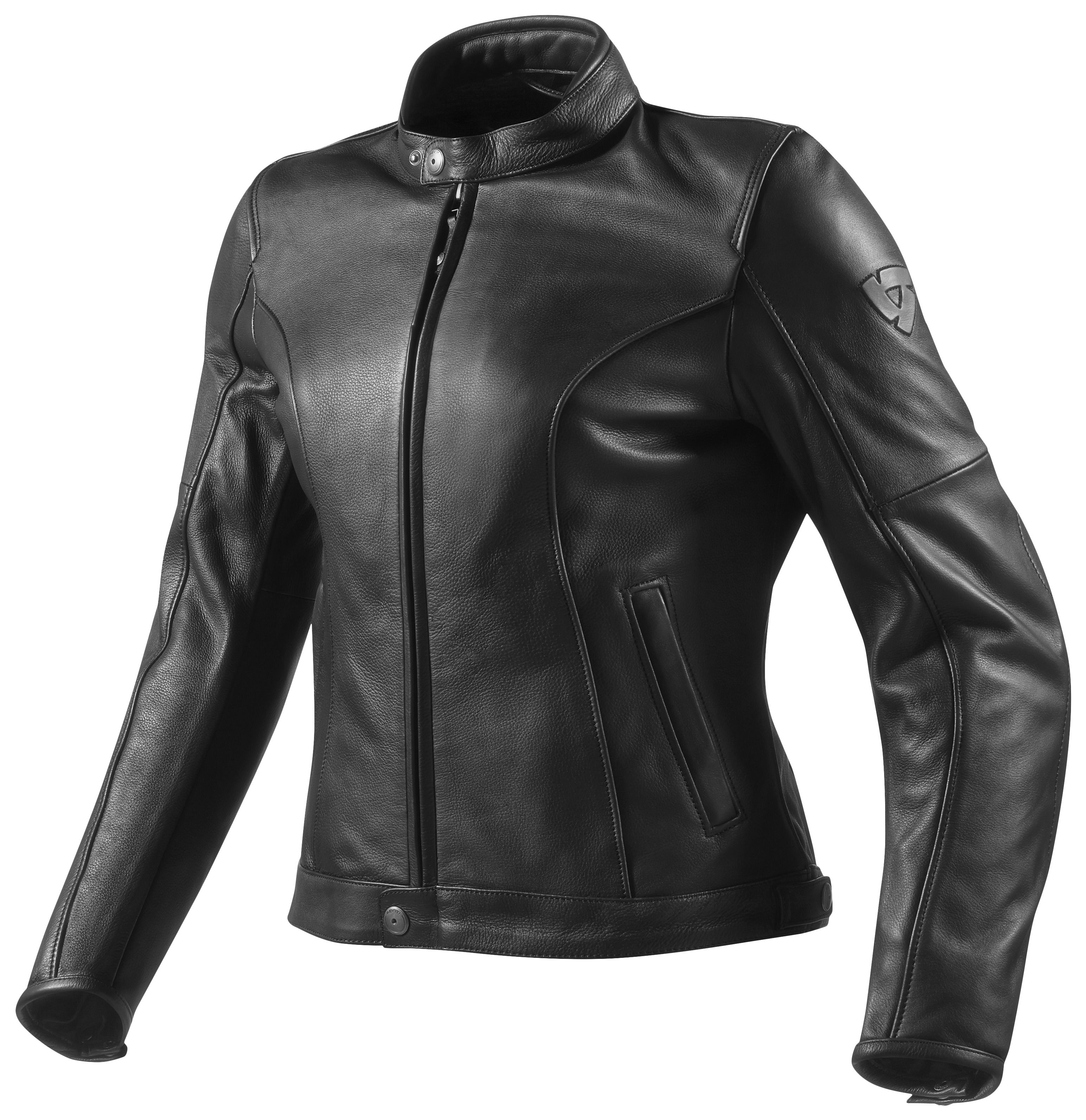 Roamer women s leather jacket revzilla