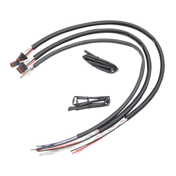 LA Choppers Handlebar Extension Wiring Kit For Harley Touring 2014