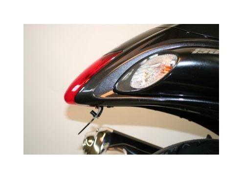 RG Racing Fender Eliminator Suzuki Hayabusa 2008-2019 - RevZilla