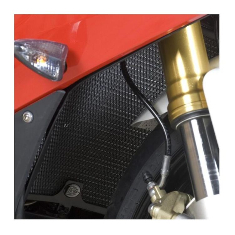 RG Racing Radiator Guard BMW S1000RR / S1000R - RevZilla