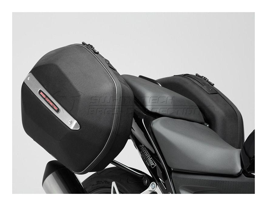 Sw Motech Quick Lock Evo Side Case Racks Honda Cbr500r