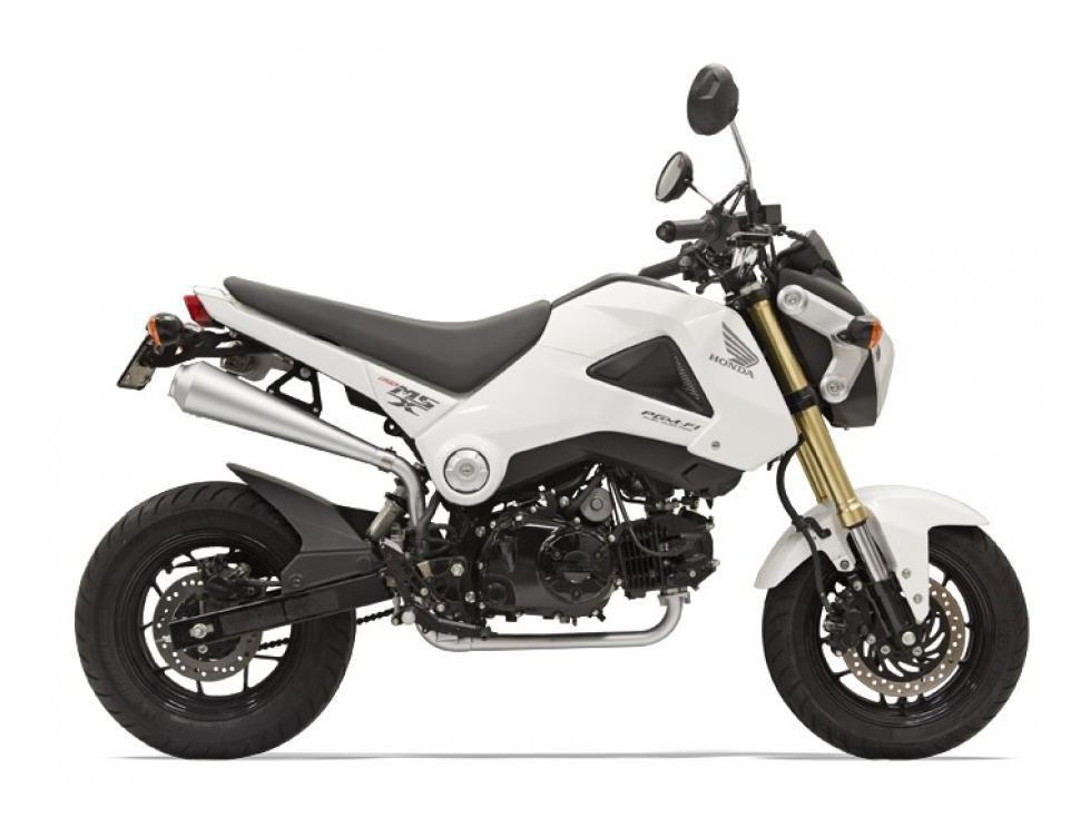 Bassani Exhaust Honda Grom 2014 2015 Revzilla