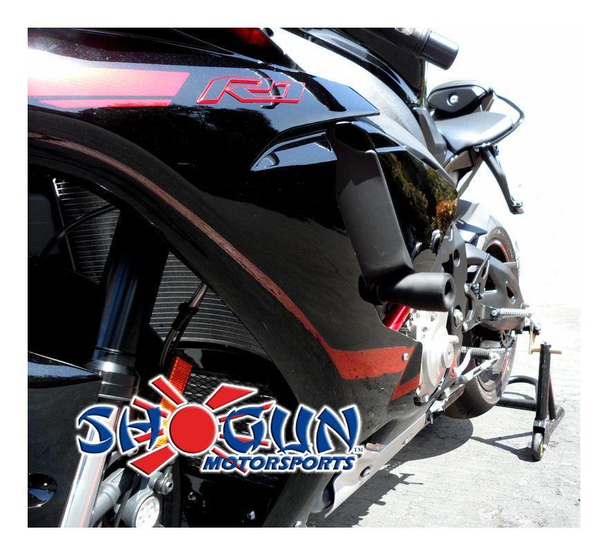 Shogun Frame Sliders Yamaha R1 / R1M / R1S 10 ($499) Off! - RevZilla