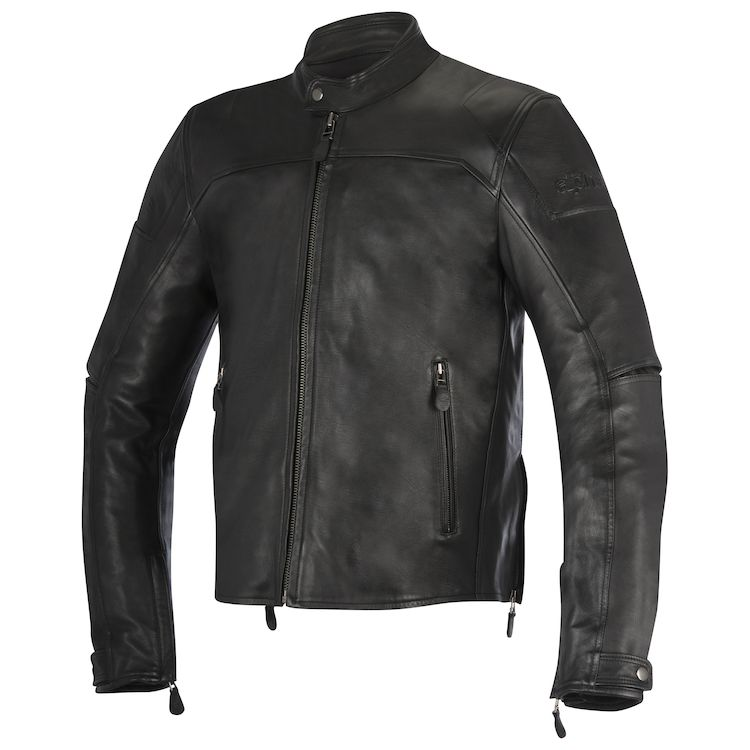 Alpinestars Brera Leather Jacket - RevZilla