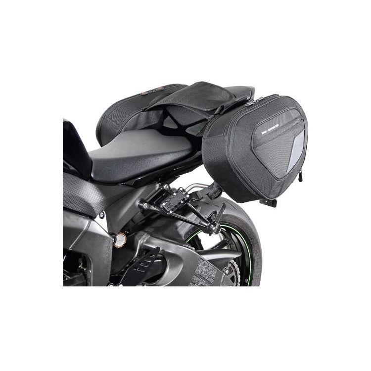 SW-MOTECH Blaze Saddlebag System Kawasaki ZX6R / 636 - RevZilla